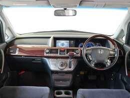 ホンダで人気の大型ワゴンのエリシオン入庫しました!アルファードなどに負けない広々空間です!