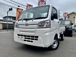 ダイハツ ハイゼットトラック 660 スタンダード SAIIIt 3方開 4WD ETC ドラレコ ナンバーフレーム付き