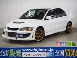 三菱 ランサーエボリューション 2.0 RS VIII 4WD 社外マフラー 追加メーター 6MT 本州仕入