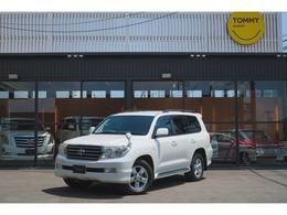 トヨタ ランドクルーザー200 4.7 AX 4WD 本州仕入/純正HDDナビ/クルコン/ETC/HID