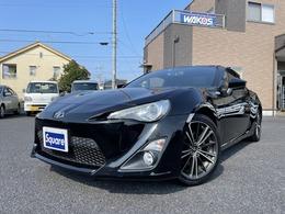 トヨタ 86 2.0 GT リミテッド 1オナ・ナビ・Bカメ・スマキー・整備記録