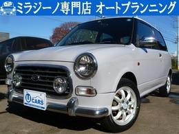 ダイハツ ミラジーノ 660 ミニライトスペシャル 新規タイベル交換 新品タイヤ 後期ルック