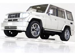 トヨタ ランドクルーザープラド 3.0 SXワイド ディーゼルターボ 4WD タイベル交換済 20AW レザー調シートカバー
