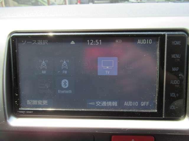Bluetoothオーディオもついています。