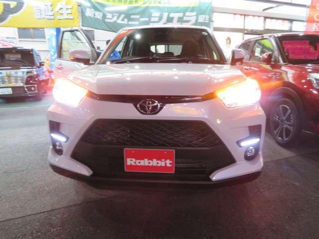 お得なライズもあります。9インチディスプレーオーディオ付車は209万円よりご用意できます。