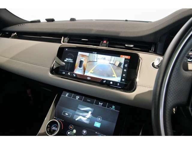 10インチの2つの高解像度のタッチスクリーンから成る最新のインフォテインメント・システム「Touch Pro Duo」搭載!