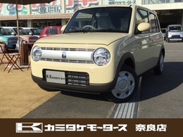 スズキ アルトラパン 660 G オートギヤシフト 軽自動車・キーフリー・MTモード付