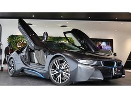 BMW i8 ベースモデル CARPOインテリア エクスクルーシブ 記録簿