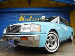 トヨタ クラウンバン スーパーDX 旧車キャルルック仕様 全塗装済