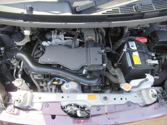 直列3気筒DOHC 総排気量996cc