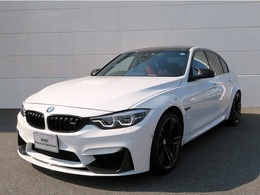 BMW M3セダン M DCT ドライブロジック アダプティブMサス LEDライト 19AW