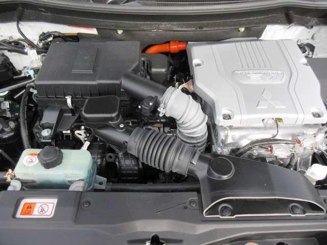 電気温水ヒーターが装備されていて冬に暖房が早く効き出します