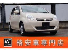 トヨタ パッソ 1.0 X キーレス・ETC・ナビ・スペアキー