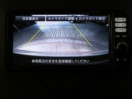 安心のバックカメラ装備☆車庫入れなど安心です。