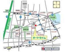 東京メトロ・綾瀬駅 又は JR亀有駅より送迎いたします。
