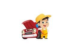 アフターサービスも安心の自社整備工場併設店♪ディーラー出身のメカニック[国家自動車整備士資格保有]が常駐しております!!