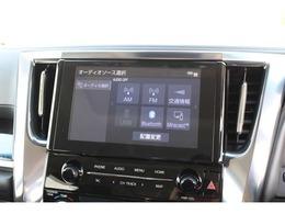 スマホ連携機能付きのディスプレイオーディオ標準装備☆ナビキットなどの追加も当店にお任せください!