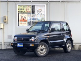 三菱 パジェロジュニア 1.1 ZR-II 4WD