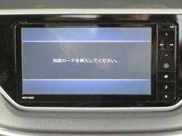 純正SDナビではフルセグTVやDVDを観ることができます。CDで音楽を聴きながらのドライブも楽しいですね。