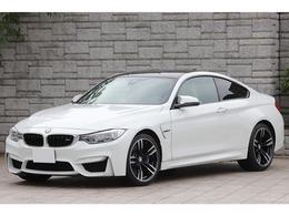 BMW M4クーペ 3.0 6MT ベージュ革 OP19AW ハーマンカードン