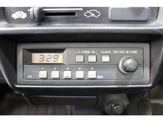 純正ラジオ