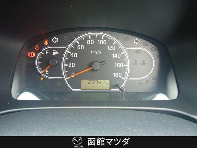 メーター☆走行距離23741キロメートル☆