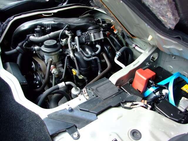 Dual VVT-i(吸・排気連続可変バルブタイミング機構)の採用などによりエンジン性能を引き出し、力強いパワーを獲得するとともに燃費向上を達成しています。