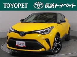 トヨタ C-HR ハイブリッド 1.8 G 社用車/ツートン/ディスプレイオーディオ