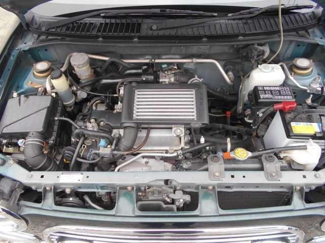 ターボエンジンはキビキビ感あふれます。