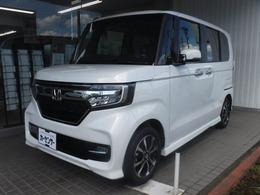 ホンダ N-BOX カスタム 660 G L ホンダセンシング 届出済未使用車
