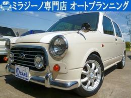 ダイハツ ミラジーノ 660 5速MT カスタムカラー 新品BSタイヤ