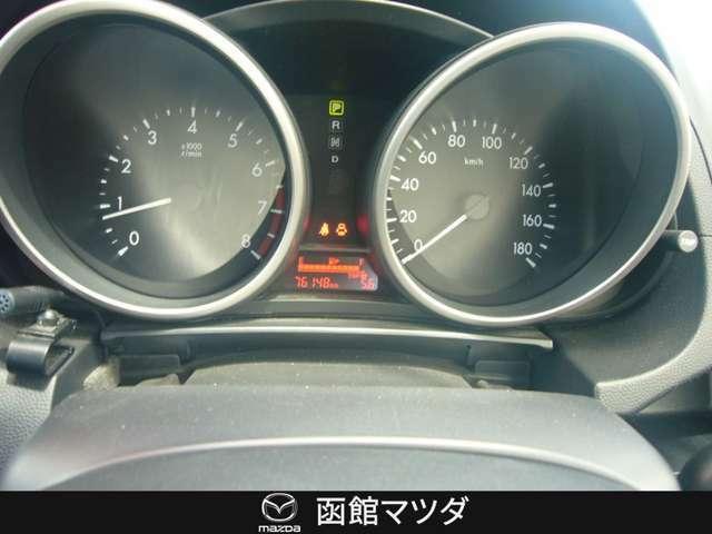 メーター☆走行距離76148キロメートル☆