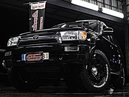 トヨタ ハイラックスサーフ 3.0 SSR-X ワイドボディ インタークーラー付 ディーゼルターボ 4WD ワイド 4WD オフロードSTYLE