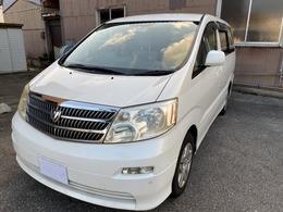 トヨタ アルファード 2.4 G AX Lエディション ナビ・地デジ4×4