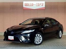 トヨタ カムリ 2.5 WS 禁煙車・試乗車・ナビ・ム-ンル-フ付