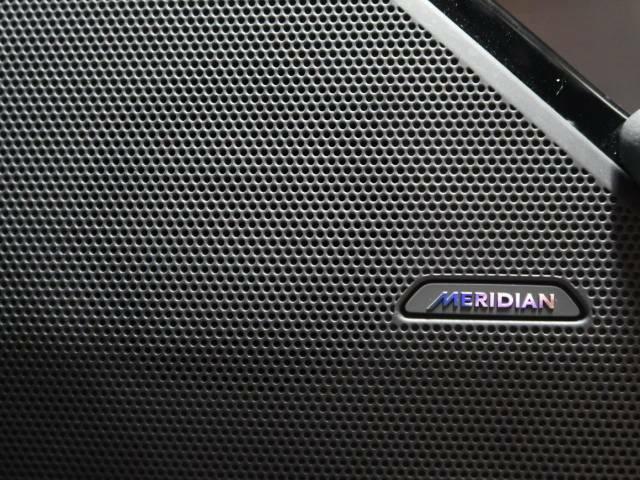 【MERIDIAN】英国のプレミアムオーディオブランド。重低音から高音域までしっかりと再現でき、コンサートのような臨場感溢れる音響空間を実現します。どうぞ店頭にてご体感ください。
