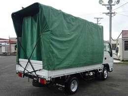 積載1500kg。総額費用に遠方の車庫証明費用、陸送費用は含んでおりません。