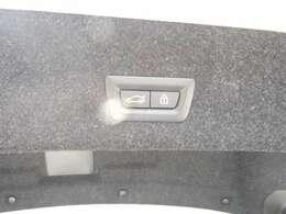 コンフォートパッケージ(117000円相当)装着車につきオートマチックトランクリッドオペレーションが備わります