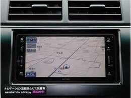 ドライブやレジャーのマストアイテム!快適なドライブをサポートする純正HDDナビ&フルセグTV装着!