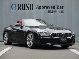 BMW Z4 sドライブ 20i Mスポーツ ACC 赤革シート 1オーナー 純正ナビTV
