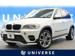 BMW X5 xドライブ 35d ブルーパフォーマンス ダイナミック スポーツ パッケージ 4WD サンルーフ/HUD/黒革/クルコン/禁煙車