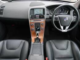 オニキスブラックのXC60T5AWDクラシックが入庫いたしました!!ボルボの最終型にだけ名付けられるこのグレードはどの車種であっても大変人気があり充実した装備の特別な一台になっております。