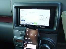 Bluetoothオーディオ搭載!スマホ内のオーディオファイルはBluetooth接続で再生できます!