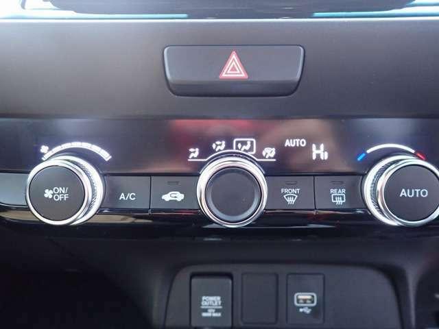 オートエアコンはあると本当に便利です!室内の温度を自動調整してくれます!!