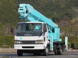 いすゞ フォワードジャストン 25.5m 高所作業車 タダノ・AT255CG