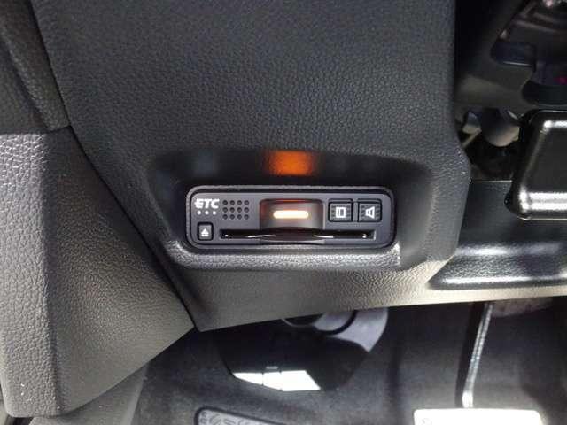 ★ETC車載器★高速道路のご利用時に便利♪セットアップをしてからお渡ししますので、ETCカードを差し込むだけ!