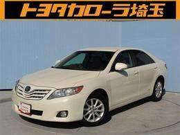 トヨタ カムリ 2.4 G リミテッドエディション HDDナビ フルセグTV バックモニター