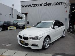BMW 3シリーズ 320d Mスポーツ インテリジェントセーフティ 地デジTV