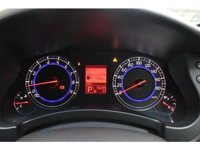 76239キロ!当店のお車は全車走行メーター管理システムによる走行距離チェック通過済みです!メーター改ざん車は販売致しませんのでご安心下さい!