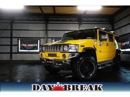 ハマー H2 タイプS 4WD 革シート サンルーフ 社外AW